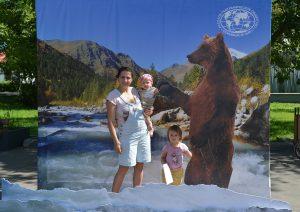 День этнографа!Московское лето под знаком Океании.