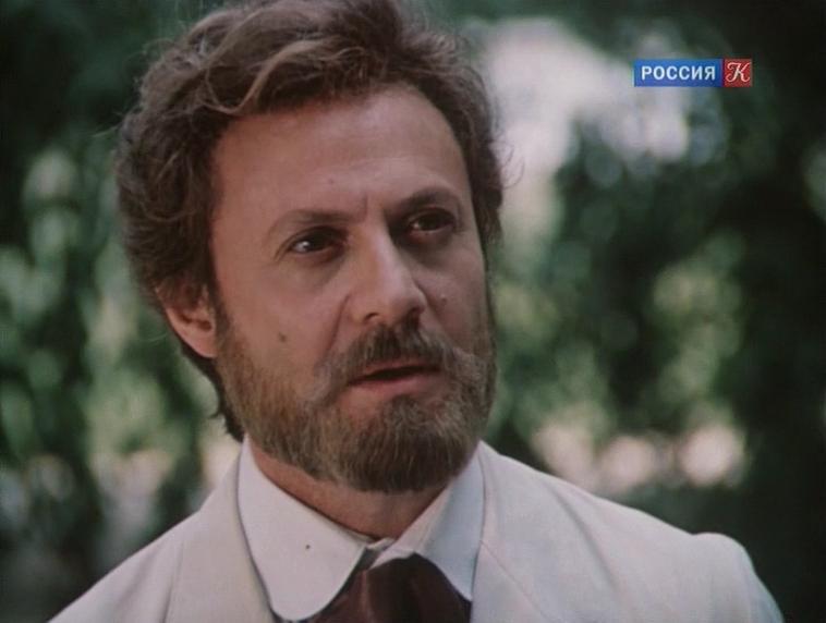 С днем рождения, Юрий Мефодьевич Соломин!