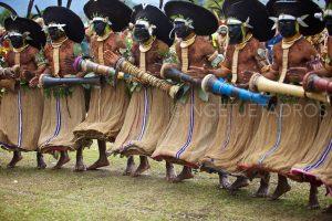 Папуасский народ энга