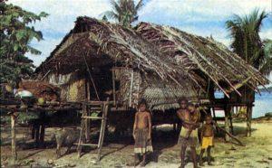 Русские слова в речи местных жителей Папуа-Новой Гвинеи