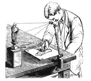 """Что такое """"камера-люцида"""" и для чего она нужна исследователям?"""