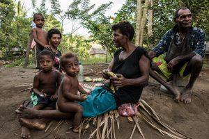 Expedition to Papua New Guneia to Rai Coast ( Maclay Coast) . Garagasi point..Gorendu village.