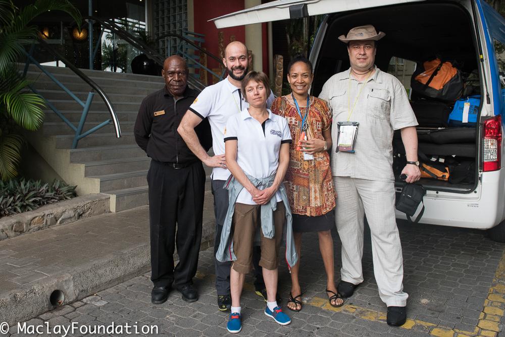 Экспедиция Маклая. Папуа-Новая Гвинея