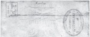Рис. 9. Рисунок Н.Н. Миклухо-Маклая: вид с моря (Notes and queries on anthropology. И-100)