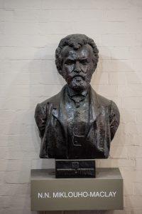 Памятники Николаю Миклухо-Маклаю во всем мире