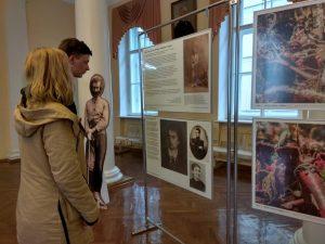 Открытие выставки «Миклухо-Маклай XXI век. Ожившая история» в ПГУПС
